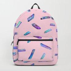 Aura Crystal Pattern Backpack