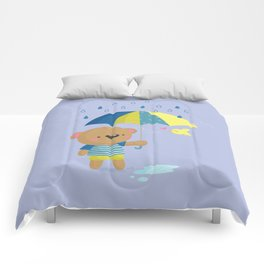 Rainy Season Comforters