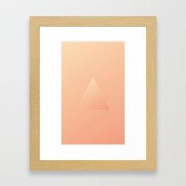 Shape 3 Framed Art Print