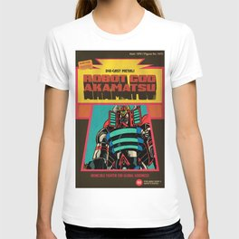 Robot God Akamatsu toybox art! T-shirt