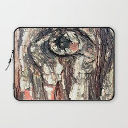 The Trees Are Watching Laptop Sleeve