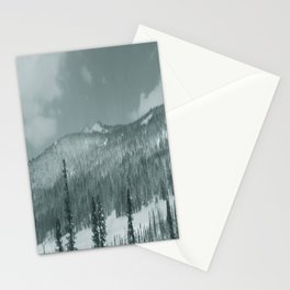 Winter day 28 Stationery Cards