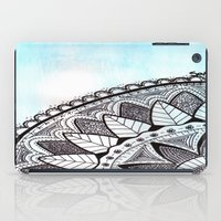 zentangle iPad Cases featuring Zentangle by Nathanee.