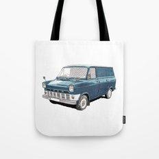 Ford Transit Mark 1 Tote Bag