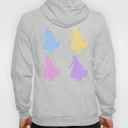 With an Easter Basket Hoody