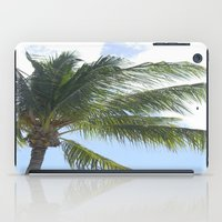 palm tree iPad Cases featuring Palm Tree by Tasha Saussey
