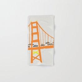 Golden Gate Bridge Hand & Bath Towel