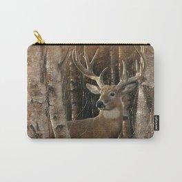 Deer - Birchwood Buck Carry-All Pouch