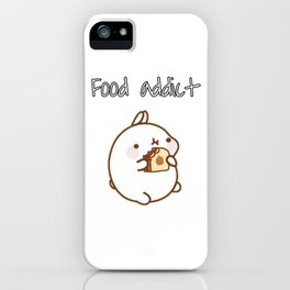 Molang iPhone Case