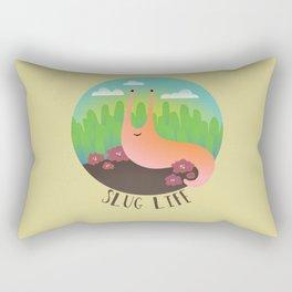 Slug Life #1 Rectangular Pillow