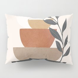 Branch and Balancing Elements Pillow Sham