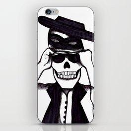 The Mask iPhone Skin