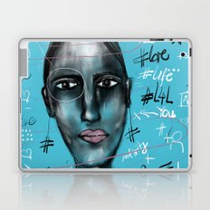 #follow Laptop & iPad Skin