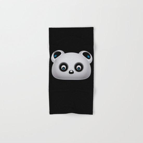 Panda Bear Hand & Bath Towel