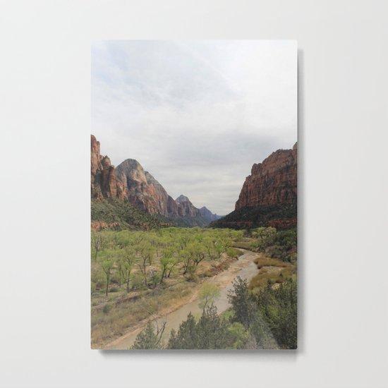 The Virgin River Metal Print