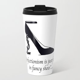 Fears and heels Travel Mug