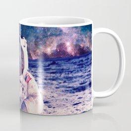 Spacewalk Nebula Coffee Mug