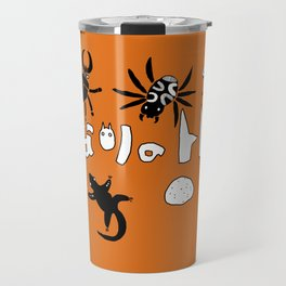 Ghibli bugs Travel Mug