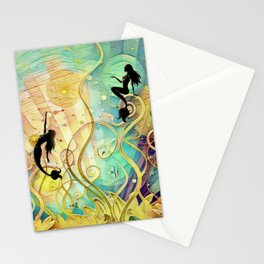 Sea Lore Stationery Cards