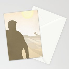 Vector Uncharted Stationery Cards
