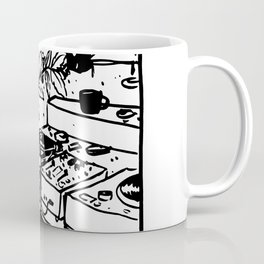 MORNING ROUTINE Coffee Mug