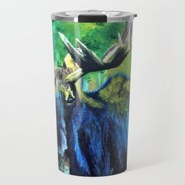 Wonder Moose Travel Mug