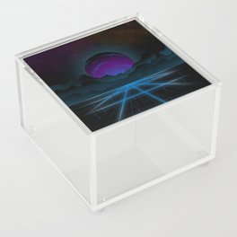 Outrun-2 Acrylic Box