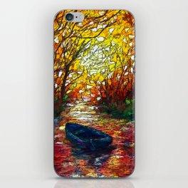 OLena Art, sunset, landscape, artwork, artistic, impressive, illustration, painting, sceni OLena Art iPhone Skin