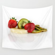 Exotic fruit Wall Tapestry