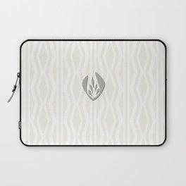 Silver Tulip Laptop Sleeve