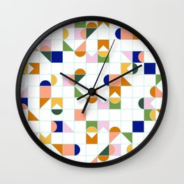 Kinetic Wall Clock