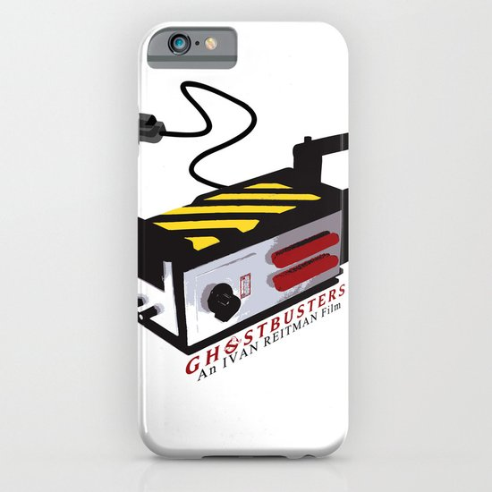 Ghostbusters iPhone & iPod Case