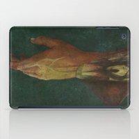 frankenstein iPad Cases featuring Frankenstein by Marilyn Foehrenbach