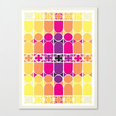 Solo Palace One Canvas Print