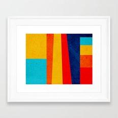 Formas 41 Framed Art Print