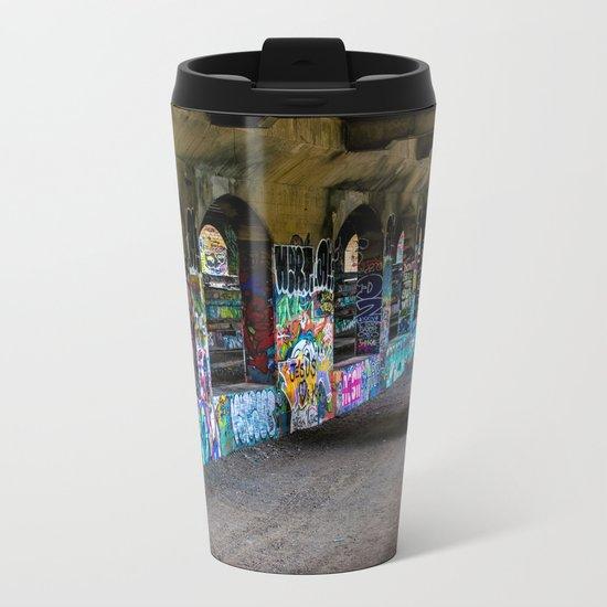 Wakeup Metal Travel Mug