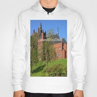 downton abbey Hoodies featuring Downton Desire by Nonna Originals