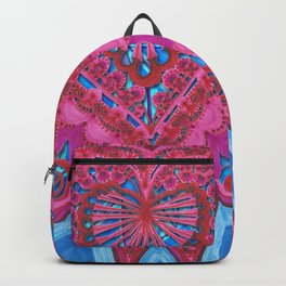 Heartburst Caged Backpack
