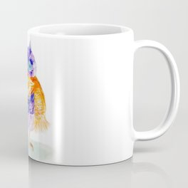 The little owl Cosette Coffee Mug