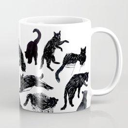 LBC - Little Black Cat Coffee Mug