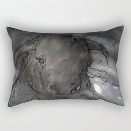 The Bull Rectangular Pillow
