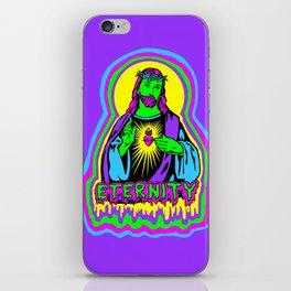 JESUS ETERNITY!!!! iPhone Skin