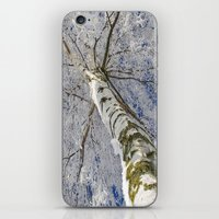 john snow iPhone & iPod Skins featuring Snow worlds by Tanja Riedel