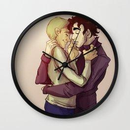 Johnlock Wall Clock