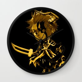 Chibi ichigo Hollow Mask Wall Clock