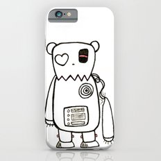 robo bear iPhone 6s Slim Case