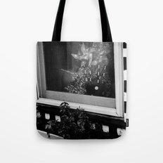 Pinwheels in the Window Tote Bag