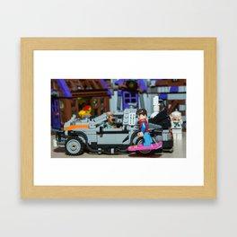 Great Dane! Framed Art Print