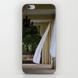 Empty Hall iPhone Skin