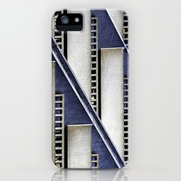 High Rise Abstract iPhone Case